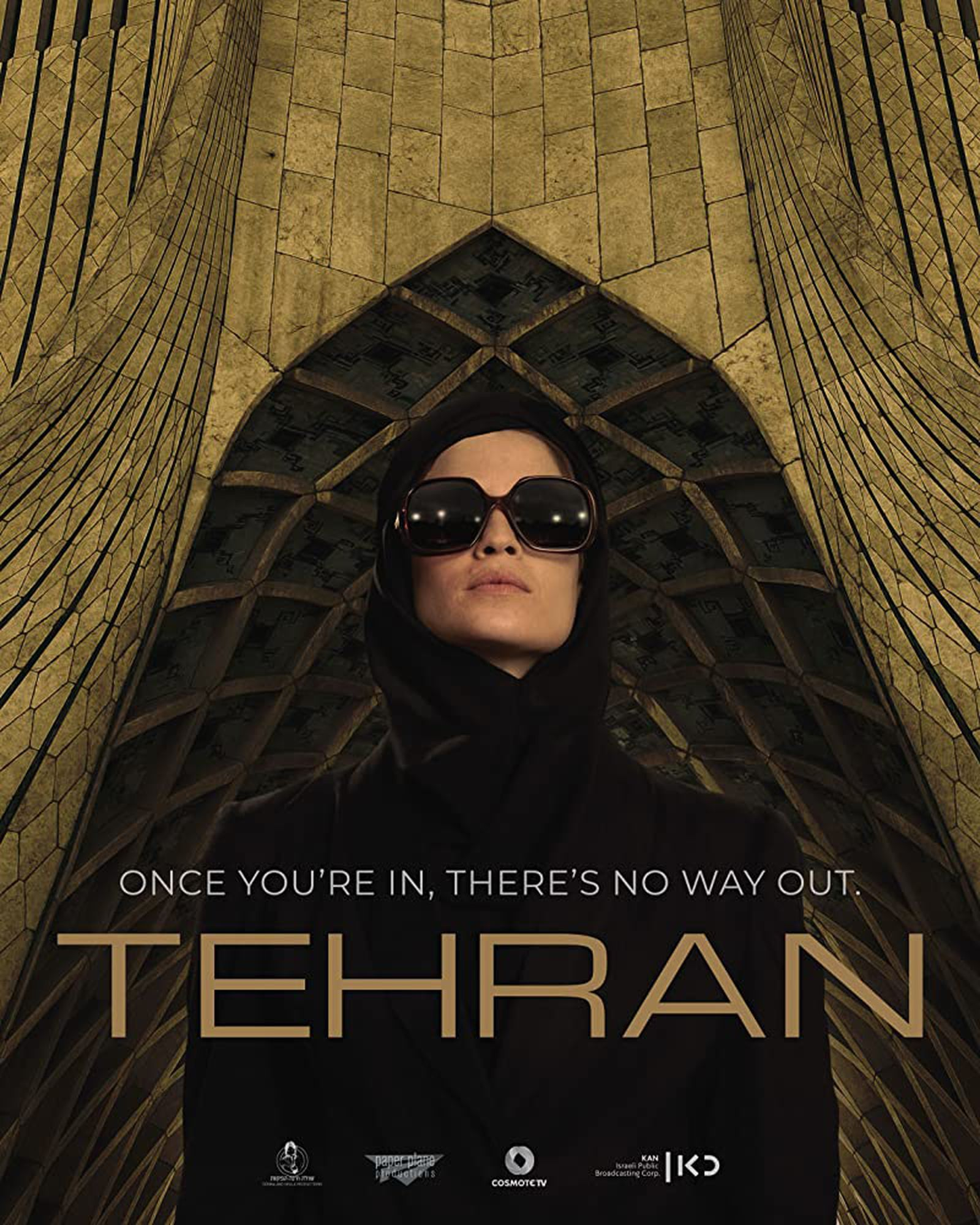 Apple TV+ ups the thrills with the engrossing Tehran