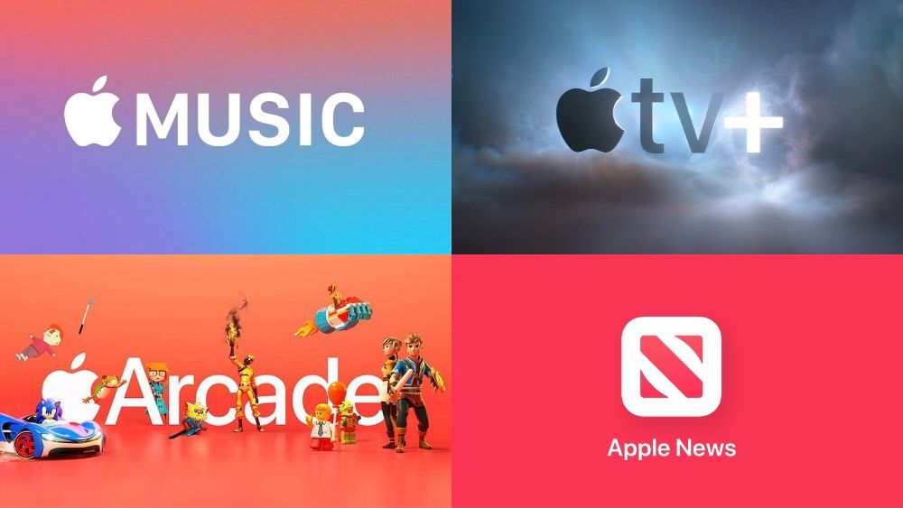 Image of Apple Services