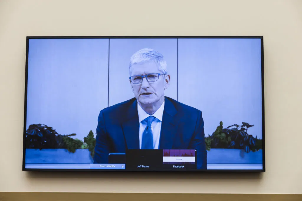 true or false with Apple's subcommittee response
